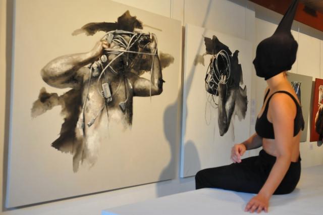 Jessie-Lou  Lamy-Chappuis - Galerie Emmanuelle Rousse