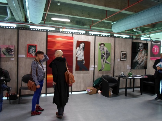 CFM2013 - Artistes Elodie Chavalme et Cynthia Chazal