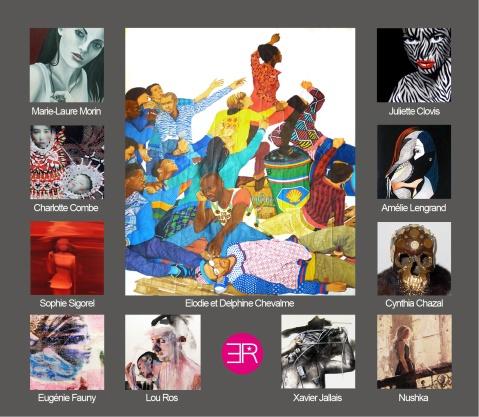 CFM2013 - Artistes exposés