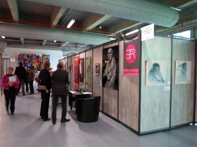 CFM2013 - stand galerie ER